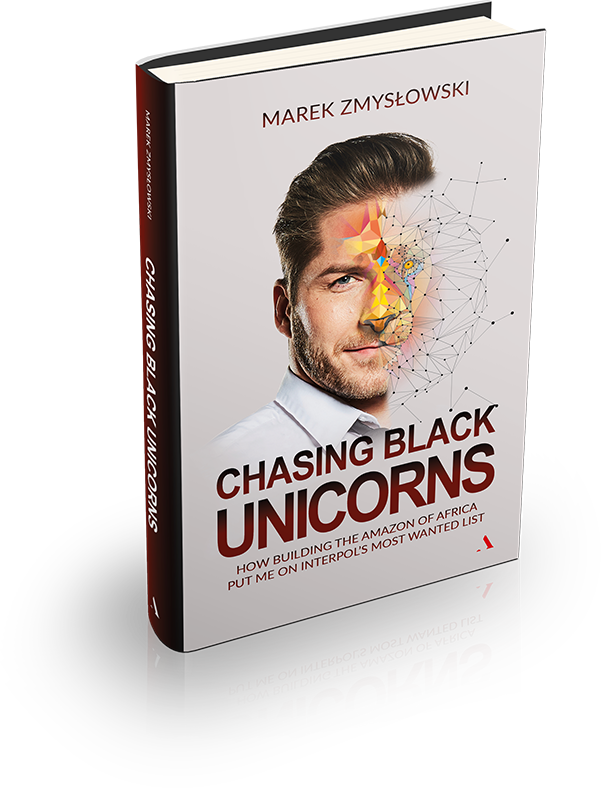 Chasing Black Unicorns Book